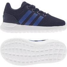 Adidas Lite Racer CLN 2.0 Infants (Navy Blue White) 7