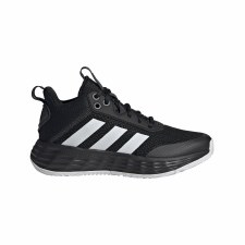 Adidas Ownthegame 2.0 Kids (Black White) 5.5