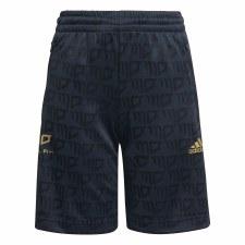 Adidas Salah Short Junior (Navy Print Gold) 5-6