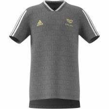 Adidas M Salah Jersey (Grey Gold White) 5-6