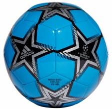 Adidas UCL CLUB Pyrostorm (Blue Silver Black) Size 5