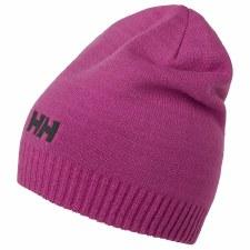 Helly Hansen Brand Logo Beanie Adults OSFA (Pink)