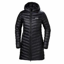 Helly Hansen Womens Verglas Long Insulator Jacket (Black) Medium