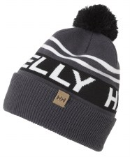 Helly Hansen Ridgeline Beanie (Grey Black White) OSFA
