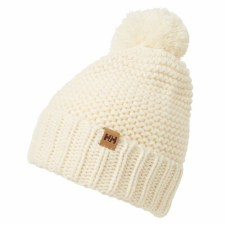 Helly Hansen Womens Calgary Chunky Beanie (White) Ladies