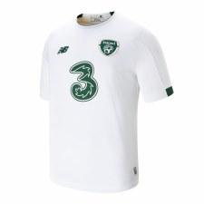 New Balance Ireland FAI Away Jersey Junior 2019/2020 (White) SB