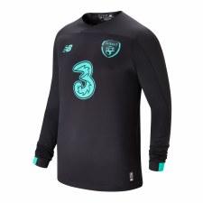New Balance FAI Ireland Goalkeeper Kids Jersey (Graphite Green) SB