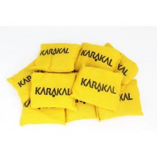 Karakal Bean Bag Yellow (10pk)