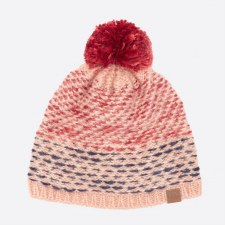Animal Annalise Knitted Beanie (Rose Dust)