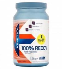 Kinetica 100% Recovery 1.5kg (Orange & Mango)