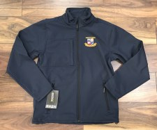 Regatta Miltown Octagon II Ladies Softshell Navy 10