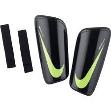 Nike Mercurial Hardshell Shinguards Black Volt XS