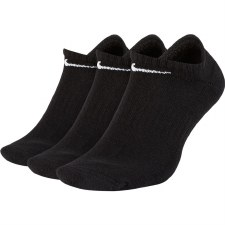 Nike Cushion No-Show Socks (Black) 5-8 Uk