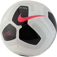 Nike Premier League Pitch Football 2019-20 (White Black Red) 5