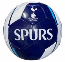 Tottenham Vortex Football (Navy White) Size 5