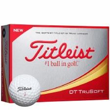 Titleist DT TruSoft 12 Ball