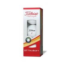 Titleist DT TruSoft 3 Pack