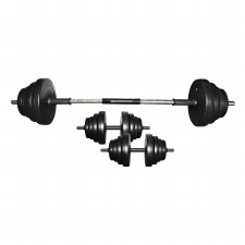 Urban Fitness 50kg Weight Set