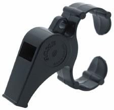 Acme Thunderer Plastic Finger Whistle (Black)