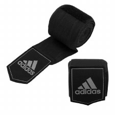 Adidas Boxing Hand Wraps (Black) 255cm