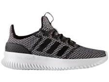 Adidas Cloudfoam Ultimate Kids (Black White) 2.5