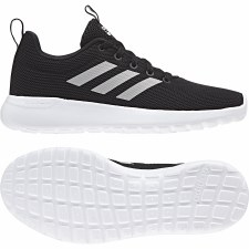 Adidas Lite Racer CLN Kids (Black White) 3