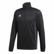 Adidas Core Training 1/2 Zip Top Adults (Black) L