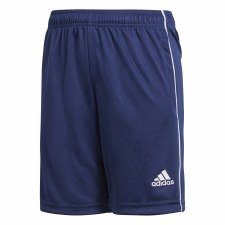 Adidas Core 18 Junior Training Shorts (Navy White) 5-6Y