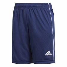 Adidas Core 18 Junior Training Shorts (Navy White) 7-8Y