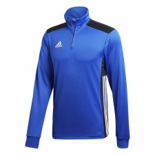 Adidas Regista 18 1/2 Zip Training Top (Blue Black White) XS