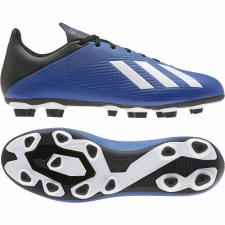 Adidas X19.4 Firm Ground (Blue Black) 6