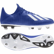 Adidas X19.3 Soft Ground (Blue White) 6.5