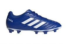 Adidas Copa 20.4 Firm Ground Junior (Royal White) 11
