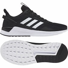Adidas Questar Ride (Black White) 10
