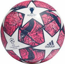 Adidas UCL Finale Instanbul Champions League 2020 (Pink White Navy) Size 5