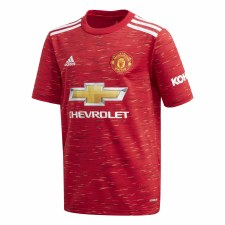 Adidas Man Utd  Home Jersey 2020/21 Kids (Red) 7-8