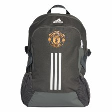 Adidas Man Utd Backpack (Green White Orange) 2020/21