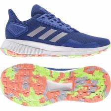 Adidas Duramo 9 Kids (Blue White Multi) 2