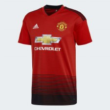 Adidas Man Utd Home Jersey 18/19 Adults XS