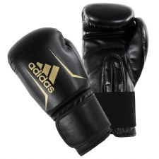 Adidas Speed 50 Boxing Glove (Black Gold) 12oz