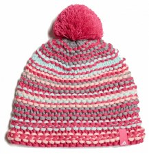 Adidas Chunky Beanie (Pink Multi) Youths Size