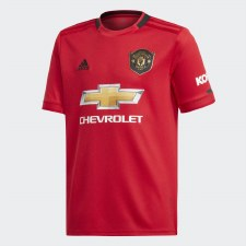 Adidas MUFC Home Jersey Kids 2019/2020 (Red) Age 7-8