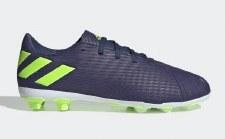 Adidas Nemeziz Messi 19.4 FG Footbal Boots 2019-2020 (Navy Green) 12