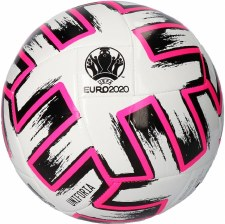 Adidas Uniforia Club Ball (White Black Shock Pink) Size 5
