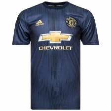 Adidas MUFC 3rd Away Kids Jersey 8Y