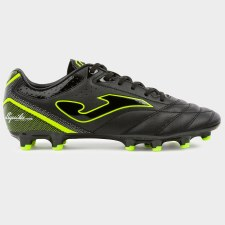 Joma Aguila Firm Ground Football Boots (Black Flo Yellow) 8