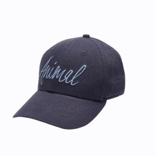 Animal Hazy Adjustable Cap Ladies (Navy Sky)
