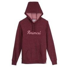 Animal Scribble Hoodie