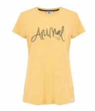 Animal Reel Me In Graphic Tee (Lemon) 12