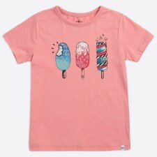 Animal Dizzy Tee S19 3-4